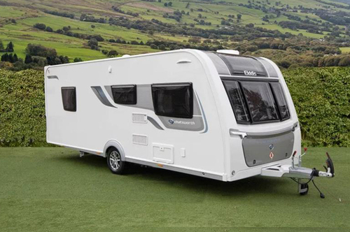 美众房车 Elddis Chatsworth 550