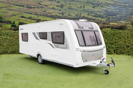 美众房车 Elddis Chatsworth 574